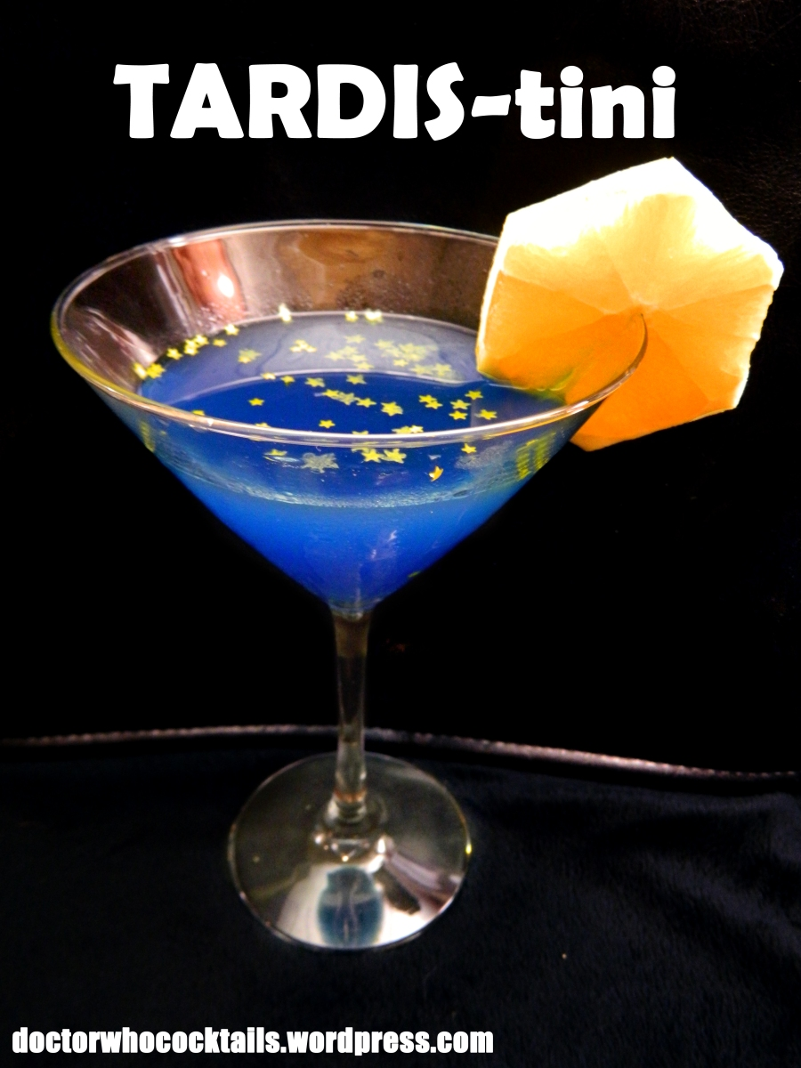 The TARDIS - TARDIS-tini